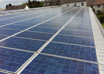 Solaranlage Losheim 64kWp