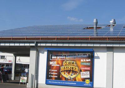 Solaranlage Losheim 86kWp