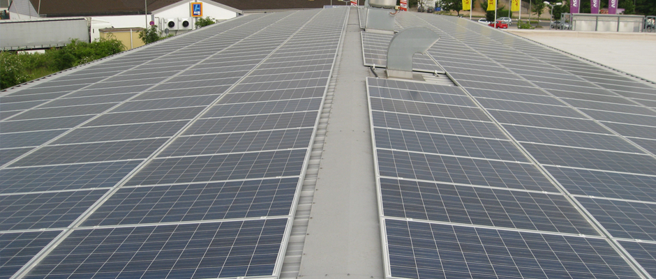 Solaranlage Merzig 277kWp