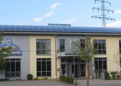 Solaranlage Merzig 42kWp
