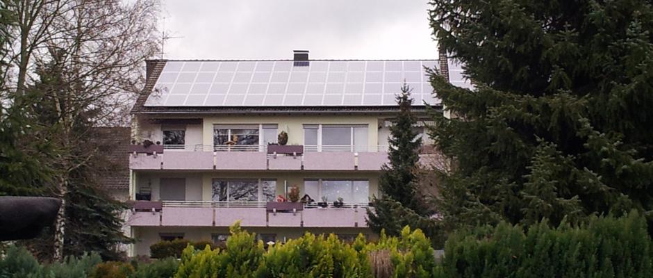 Solaranlage Dortmund 20kWp