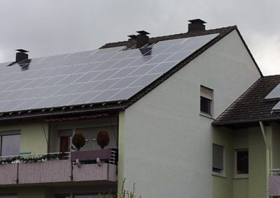 Solaranlage Dortmund 30kWp