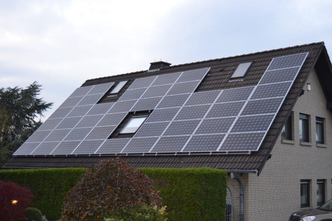 Solaranlage Iserlohn 11,96 kWp