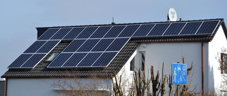 Solaranlage Iserlohn Hennen 5.76kWp