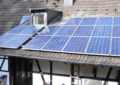 Solaranlage Iserlohn Letmathe 4.32kWp