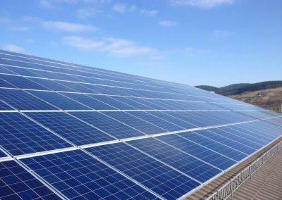 Solaranlage Schweich 171 kWp