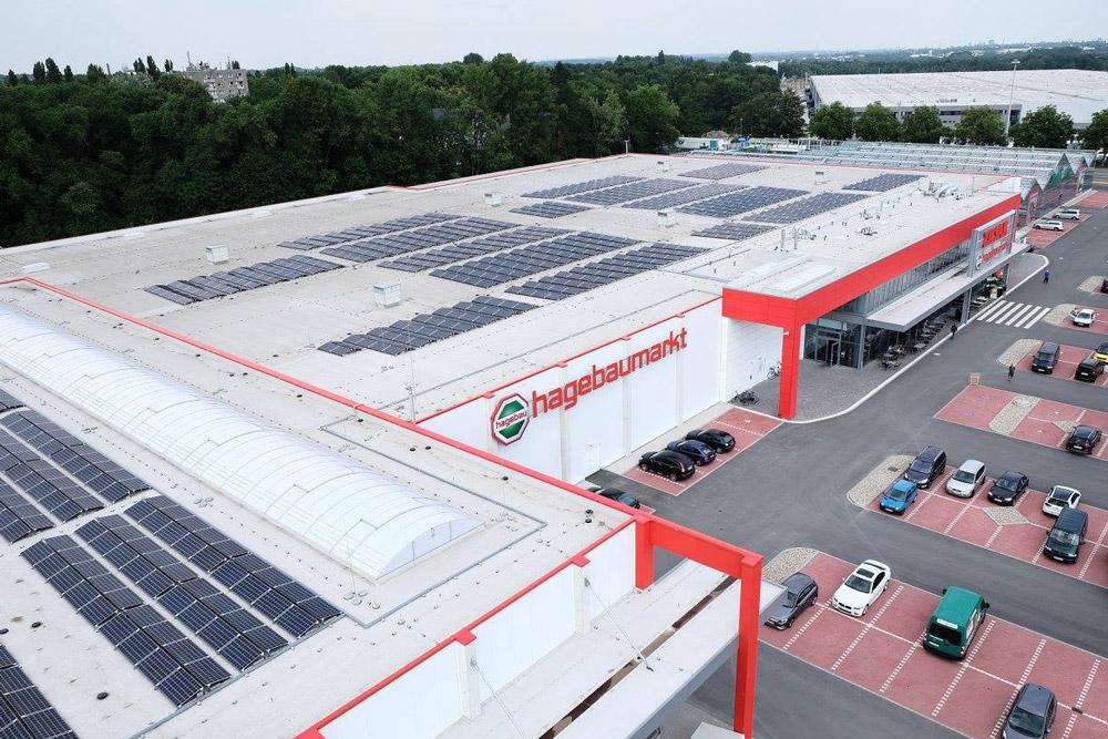 Ziesak Hagebaumarkt Bochum 499.52kWp